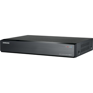 Hanwha Techwin SRD-443 4 Channel Wired Video Surveillance Station 500 GB HDD - Digital Video Recorder