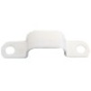 Ventcroft Cable Saddle - White - 50 Pack - Copper