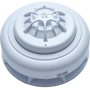 Apollo XPander Heat Alarm - Wireless - Audible - Ceiling Mountable - Red