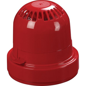 Apollo XPander Sounder - Wireless - 24 V - 106 dB(A) - Audible - Wall Mountable - Red