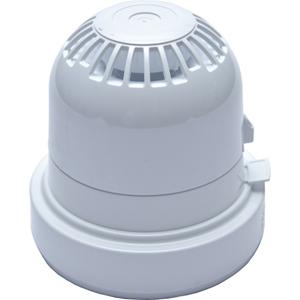 Apollo XPander Sounder - Wireless - 24 V - 106 dB(A) - Audible - Wall Mountable - White