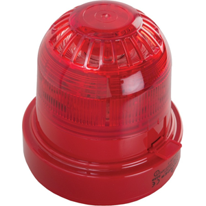 Apollo XPander Horn/Strobe - Wireless - 106 dB(A) - Audible, Visual - Red, Red