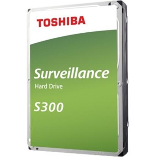 """Toshiba S300 8 TB Hard Drive - 3.5"""" Internal - SATA (SATA/600) - 7200rpm - 256 MB Buffer"""