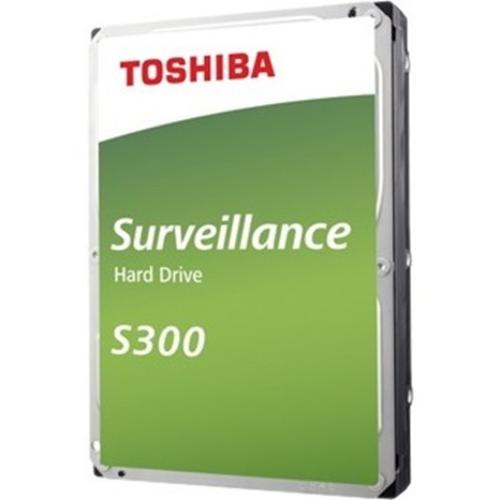 """Toshiba S300 6 TB Hard Drive - 3.5"""" Internal - SATA (SATA/600) - 7200rpm - 256 MB Buffer"""