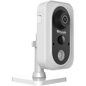Pyronix 2 Megapixel Network Camera - Colour - 10 m Night Vision - H.264+, H.264, Motion JPEG - 1920 x 1080 - 2.80 mm - Wireless, Cable - Cube