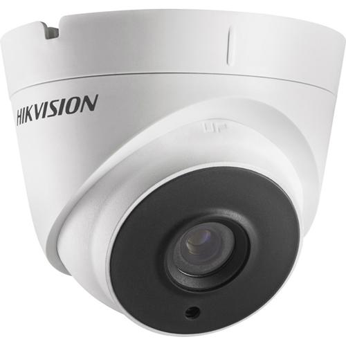 Hikvision Turbo HD DS-2CE56D8T-IT3E 2 Megapixel Surveillance Camera - Colour - 40 m Night Vision - 1920 x 1080 - 2.80 mm - CMOS - Cable - Turret - Wall Mount, Pole Mount, Corner Mount, Junction Box Mount, Ceiling Mount