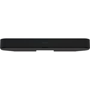 SONOS Beam Bluetooth Smart Speaker - Alexa Supported - Black - Wall Mountable - Surround Sound - Wireless LAN - HDMI