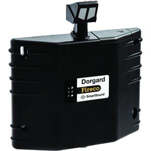 Hoyles Dorgard SmartSound Doorstop - Heavy Duty - Black