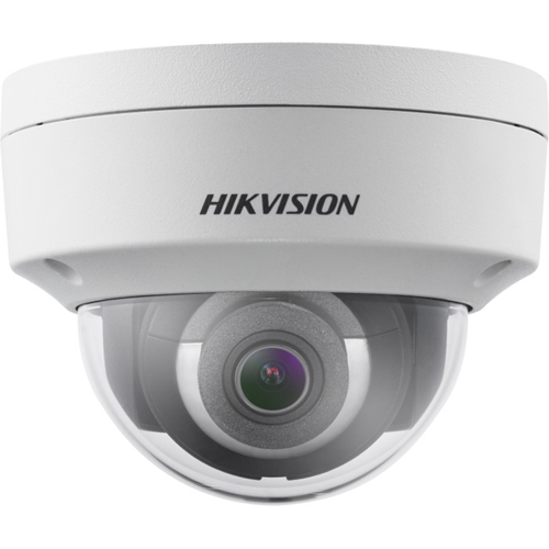 Hikvision EasyIP 2.0plus DS-2CD2143G0-IS 4 Megapixel Network Camera - Colour - 30 m Night Vision - H.264+, Motion JPEG, H.264, H.265+, H.265 - 2688 x 1520 - 2.80 mm - CMOS - Cable - Dome - Ceiling Mount, Wall Mount, Junction Box Mount, Pendant Mount, Corner Mount, Pole Mount