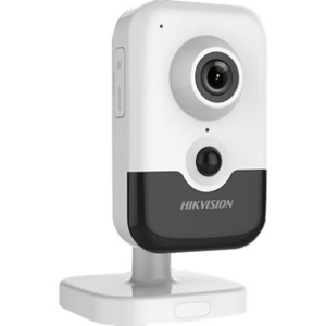 Hikvision EasyIP 3.0 DS-2CD2435FWD-I(W) 3 Megapixel Network Camera - Colour - 10 m Night Vision - H.264, H.265 - 2048 x 1536 - 2.80 mm - CMOS - Cable, Wireless - Cube