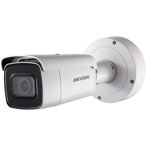 Hikvision EasyIP 2.0plus DS-2CD2623G0-IZS 2 Megapixel Network Camera - Colour - 50 m Night Vision - H.264, H.264+, H.265, H.265+, MJPEG - 1920 x 1080 - 2.80 mm - 12 mm - 4.3x Optical - CMOS - Cable - Bullet - Pole Mount, Corner Mount