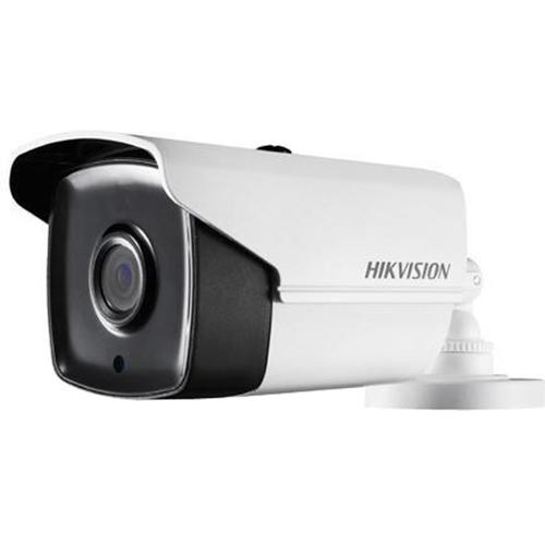 Hikvision DS-2CE16H0T-IT3F 5 Megapixel Surveillance Camera - Colour - 40 m Night Vision - 2560 x 1944 - 2.80 mm - CMOS - Cable - Bullet - Junction Box Mount