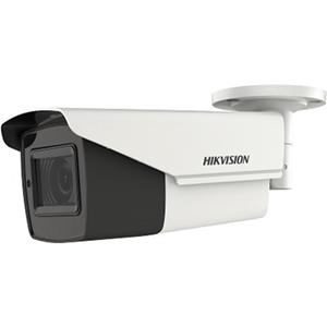 Hikvision Turbo HD DS-2CE16H0T-IT3ZF 5 Megapixel Surveillance Camera - Monochrome, Colour - 40 m Night Vision - 2560 x 1944 - 2.70 mm - 13.50 mm - 5x Optical - CMOS - Cable - Bullet - Junction Box Mount, Pole Mount, Corner Mount