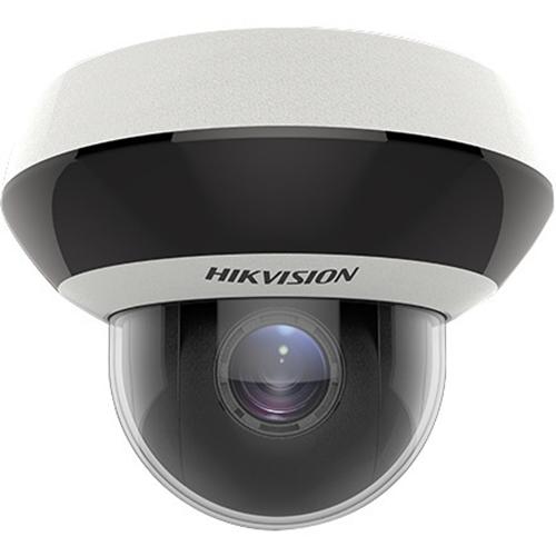 Hikvision DS-2DE2A404IW-DE3 4 Megapixel Network Camera - Colour - 20 m Night Vision - H.264+, Motion JPEG, H.264, H.265, H.265+ - 2560 x 1440 - 2.80 mm - 12 mm - 4.3x Optical - CMOS - Cable - Dome - Wall Mount