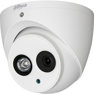 Dahua 4 Megapixel Surveillance Camera - Colour - 49.99 m Night Vision - 2560 x 1440 - 2.80 mm - CMOS - Cable - Junction Box Mount, Wall Mount, Pole Mount