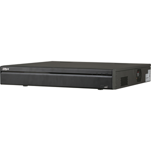 Dahua DHI-NVR5416-16P-4KS2E Video Surveillance Station - 16 Channels - Network Video Recorder - Motion JPEG, H.264+, H.264, H.265, H.265+ Formats - 30 Fps - 1 Audio In - 2 Audio Out - 2 VGA Out - HDMI