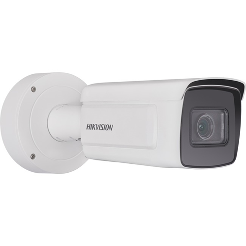 Hikvision Darkfighter DS-2CD5A46G0-IZHS 4 Megapixel Network Camera - Colour - 50 m Night Vision - H.264, H.264+, H.265, H.265+, MJPEG - 2560 x 1440 - 2.80 mm - 12 mm - 4.3x Optical - CMOS - Cable - Bullet - Corner Mount, Pole Mount, Surface Mount