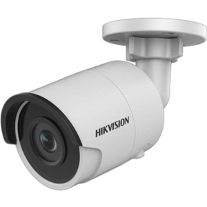 Hikvision EasyIP 3.0 DS-2CD2045FWD-I 4 Megapixel Network Camera - Colour - 30 m Night Vision - H.264, H.265, H.264+, H.265+, MJPEG - 2688 x 1520 - 4 mm - CMOS - Cable - Bullet - Junction Box Mount