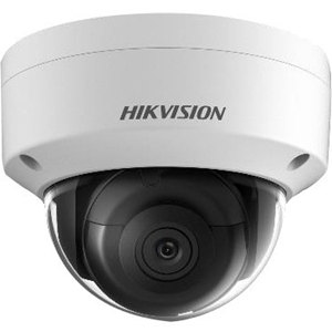 Hikvision EasyIP 3.0 DS-2CD2145FWD-I 4 Megapixel Network Camera - Colour - 30 m Night Vision - H.264, H.265, H.264+, H.265+, MJPEG - 2688 x 1520 - 4 mm - CMOS - Cable - Dome - Junction Box Mount, Ceiling Mount, Wall Mount, Pendant Mount, Corner Mount, Pole Mount