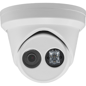 Hikvision EasyIP 3.0 DS-2CD2345FWD-I 4 Megapixel Network Camera - Colour - 30 m Night Vision - H.264, H.265, H.264+, H.265+, MJPEG - 2688 x 1520 - 4 mm - CMOS - Cable - Turret - Junction Box Mount, Ceiling Mount, Wall Mount, Corner Mount, Pole Mount