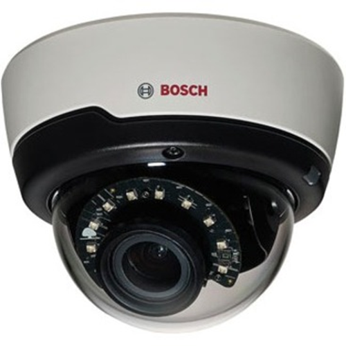 Bosch FLEXIDOME IP NDI-4502-AL 2 Megapixel Network Camera - Dome - 29.87 m Night Vision - H.265, H.264, Motion JPEG - 1920 x 1080 - 3.3x Optical - CMOS - Surface Mount, Wall Mount, Ceiling Mount, Pendant Mount, Pipe Mount, Pole Mount, Flush Mount