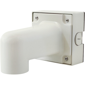 Arecont Vision AV-WMJB Mounting Bracket for Camera - Aluminium - Ivory