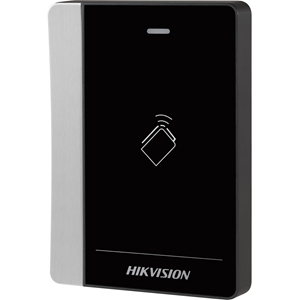 Hikvision DS-K1102M Card Reader Access Device - Proximity - 50.04 mm Operating Range - Serial - Wiegand - 12 V DC