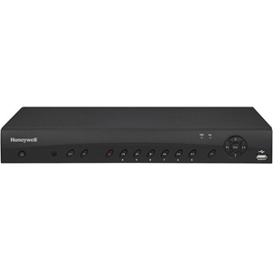 Honeywell HEN16184 Video Surveillance Station - 16 Channels - Network Video Recorder - H.265, H.264, Motion JPEG, MPEG-4 Formats - 8 TB Hard Drive - 480 Fps - 1 Audio In - 1 Audio Out - 1 VGA Out - HDMI