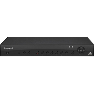 Honeywell HEN16144 Video Surveillance Station - 16 Channels - Network Video Recorder - H.265, H.264, Motion JPEG, MPEG-4 Formats - 4 TB Hard Drive - 480 Fps - 1 Audio In - 1 Audio Out - 1 VGA Out - HDMI