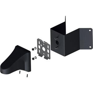 Pelco Mounting Bracket for Surveillance Camera - Black - Black