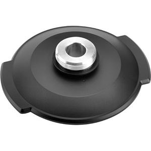 Pelco Camera Mount for Surveillance Camera - Black - Black