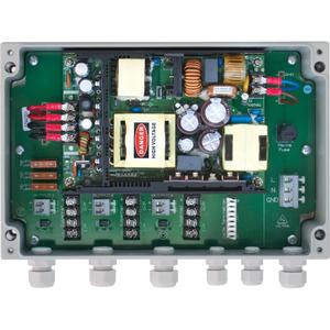Raytec Power Supply - 150 W - External - 120 V AC, 230 V AC Input - 24 V Output