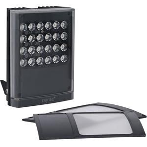 Raytec VARIO2 i8 Infrared Illuminator for Video Surveillance System, Smart Light System - Surveillance, Lighting Control - Black