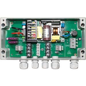 Raytec VARIO Power Supply - 50 W - Wall Mount - 120 V AC, 230 V AC Input - 24 V DC Output