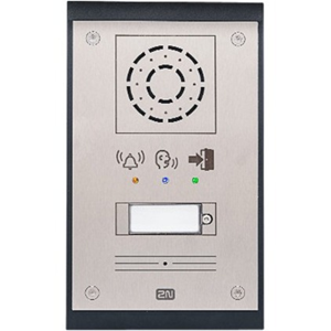 2N IP Uni Intercom Sub Station - for Indoor, Outdoor - Surface Mount