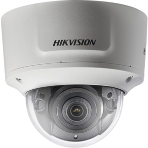 Hikvision EasyIP 3.0 DS-2CD2785G0-IZS 8 Megapixel Network Camera - Colour - 30 m Night Vision - H.265, H.264, Motion JPEG, H.264+, H.265+ - 3840 x 2160 - 2.80 mm - 12 mm - 4.3x Optical - CMOS - Cable - Dome - Pole Mount, Corner Mount, Wall Mount, Pendant Mount, Ceiling Mount