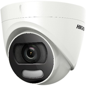 Hikvision Turbo HD DS-2CE72DFT-F 2 Megapixel Surveillance Camera - Colour - 20 m Night Vision - 1920 x 1080 - 3.60 mm - CMOS - Cable - Turret - Wall Mount, Pole Mount, Corner Mount, Ceiling Mount, Junction Box Mount