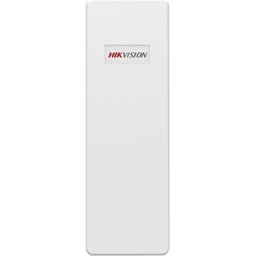 Hikvision DS-3WF03C IEEE 802.11n 300 Mbit/s Wireless Bridge - 5 GHz, 2.40 GHz - MIMO Technology - 2 x Network (RJ-45) - Pole-mountable