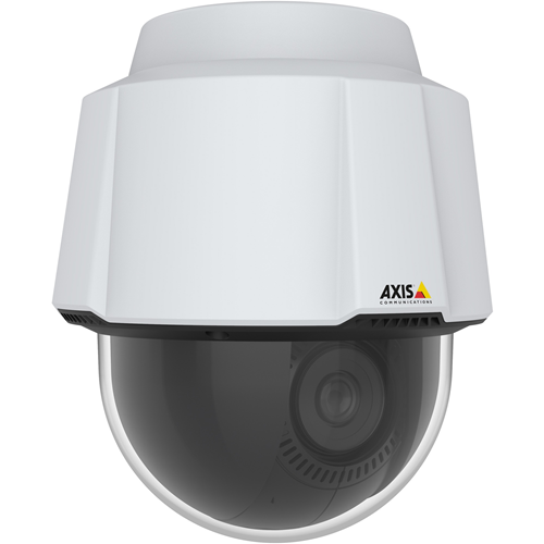 AXIS P5655-E Network Camera - Motion JPEG, H.264 (MPEG-4 Part 10/AVC), H.265 (MPEG-H Part 2/HEVC) - 1920 x 1080 - 32x Optical - RGB CMOS - Ceiling Mount, Recessed Mount, Wall Mount, Pole Mount, Pendant Mount, Parapet Mount, Corner Mount