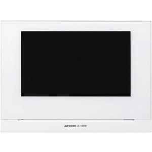 "Aiphone JO-1MDW 17.8 cm (7"") Video Master Station - TFT LCD - ABS Plastic - Door Entry"