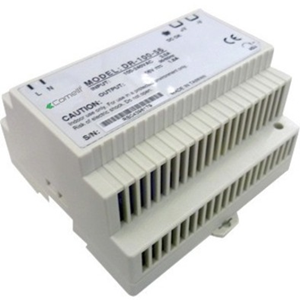 Comelit DR-100-55 Proprietary Power Supply - DIN Rail - 55 V DC Output