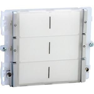 Comelit Powercom Intercom System Blind Button Module for Intercom System