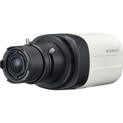Hanwha Techwin WiseNet HD+ HCB-6000P 2 Megapixel Surveillance Camera - 1920 x 1080 - CMOS - Pedestal Mount