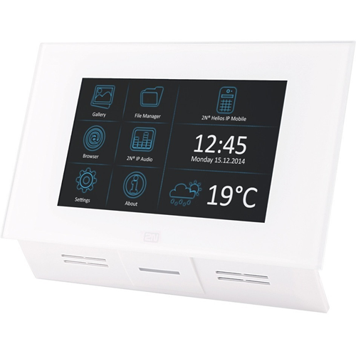 2N Indoor Touch 2.0 Intercom Multi-functional Touch Communicator - for Indoor, Intercom System