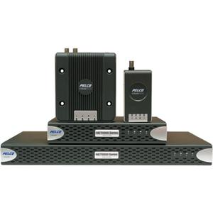 Pelco Video Encoder - Functions: Video Encoding, Audio Encoder - 720 x 576 - NTSC, PAL - H.264, MJPEG - Network (RJ-45) - Audio Line In - Linux