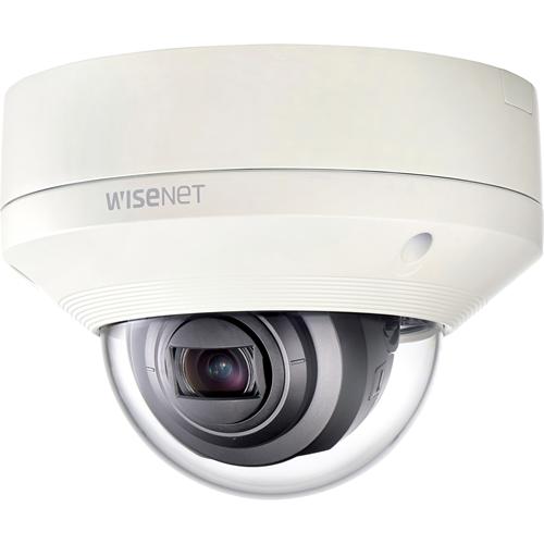 Hanwha Techwin WiseNet XNV-6080 2 Megapixel Network Camera - Dome - MPEG-4 AVC, Motion JPEG, H.264, H.265 - 1920 x 1080 - 4.3x Optical - CMOS - Wall Mount, Junction Box Mount, Corner Mount, Pole Mount, Parapet Mount, Ceiling Mount