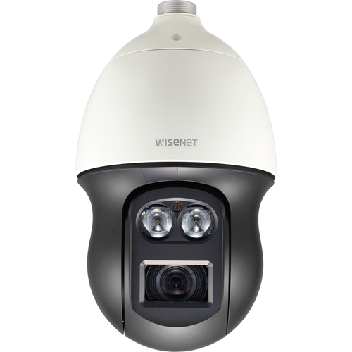 Hanwha Techwin WiseNet XNP-6370RH 2.4 Megapixel Network Camera - 350 m Night Vision - Motion JPEG, H.264, MPEG-4 AVC, H.265 - 1920 x 1080 - 37x Optical - CMOS - Wall Mount, Corner Mount, Parapet Mount, Pole Mount, Junction Box Mount