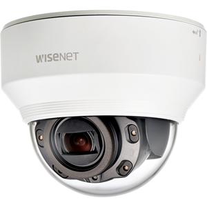 Hanwha Techwin WiseNet XND-6080R 2 Megapixel Network Camera - 30 m Night Vision - MPEG-4 AVC, Motion JPEG, H.264, H.265 - 1920 x 1080 - 4.3x Optical - CMOS - Wall Mount, Corner Mount, Pole Mount, Ceiling Mount, Parapet Mount