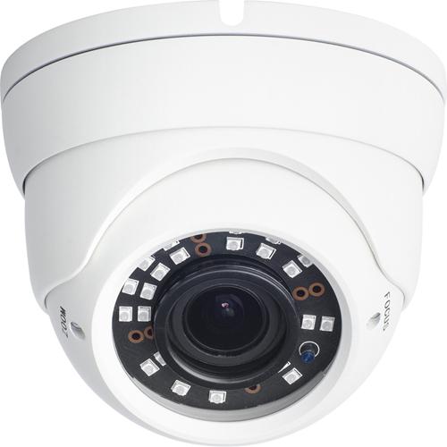 W Box WBXHDD28127P4W 1 Megapixel Surveillance Camera - 40 m Night Vision - 1280 x 720 - 4.3x Optical - CMOS