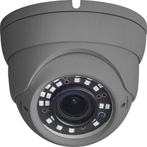 W Box WBXHDD28127P4G 1 Megapixel Surveillance Camera - 40 m Night Vision - 1280 x 720 - 4.3x Optical - CMOS